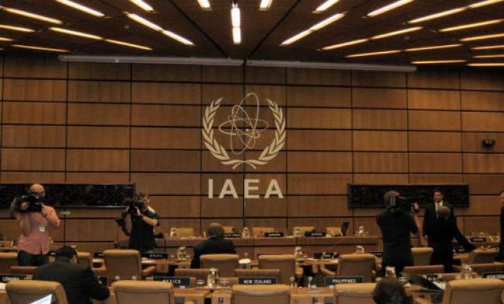 un nuclear agency reports failed iran talks