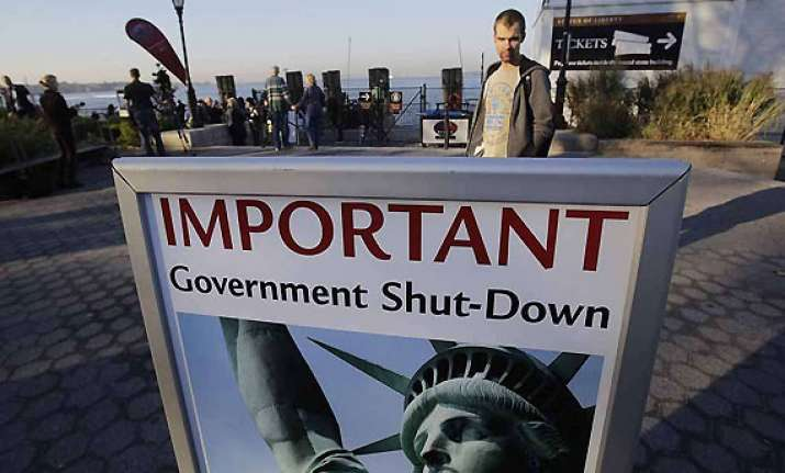 us govt shutdown no progress on ending stalemate
