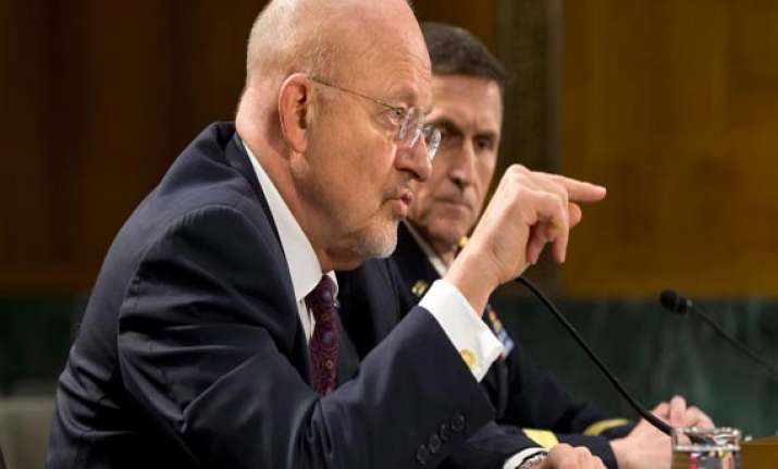 us intelligence chief defends internet spying programme