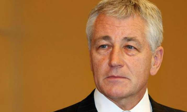 hagel confirmed as defence secretary critics play india card