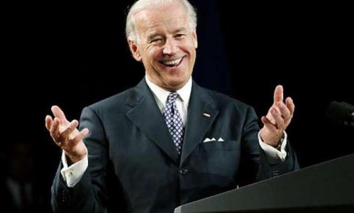 us vice president biden leaves for india