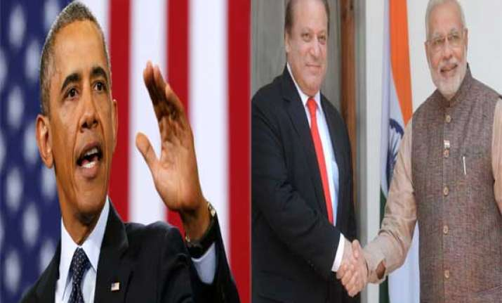 us applauds modi sharif meeting but cautiously hopeful