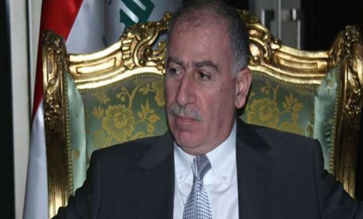 us condemns attack on iraqi parliament speaker