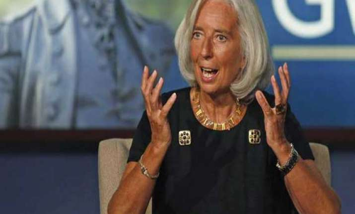 us debt ceiling issue to hurt global economy imf chief