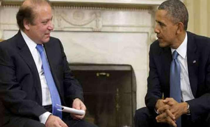 us dismisses sharif s plea to intervene on kashmir issue