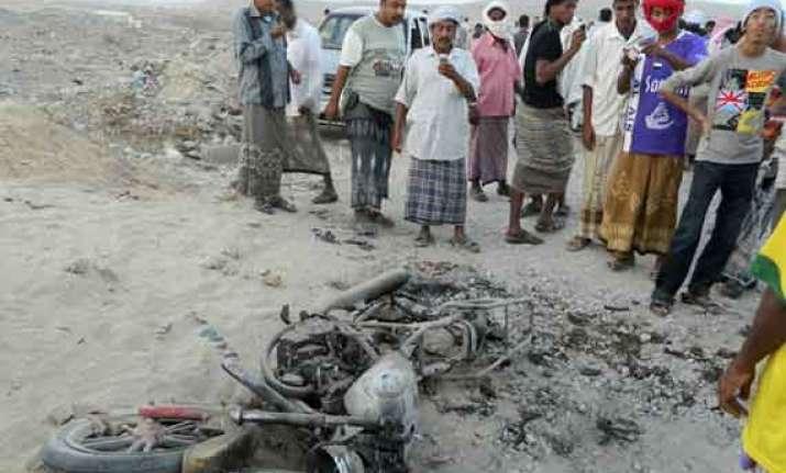 us drone kills 21 in yemen