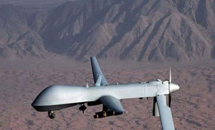 us drone strike kills six suspected militants in pakistan