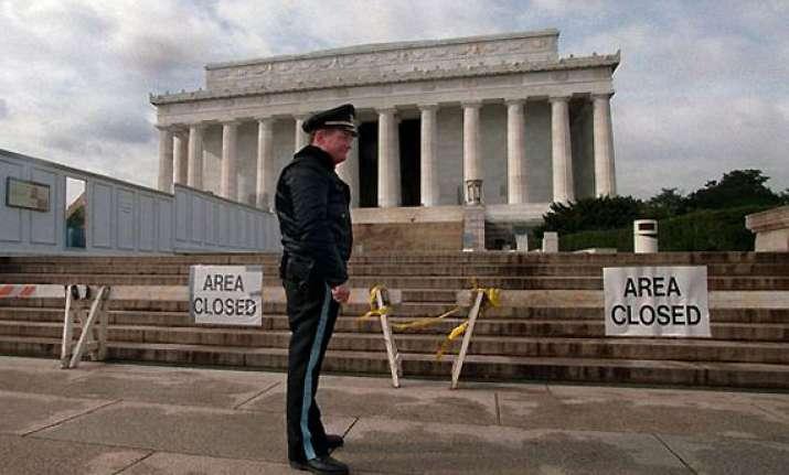 us shutdown talks with republicans fail