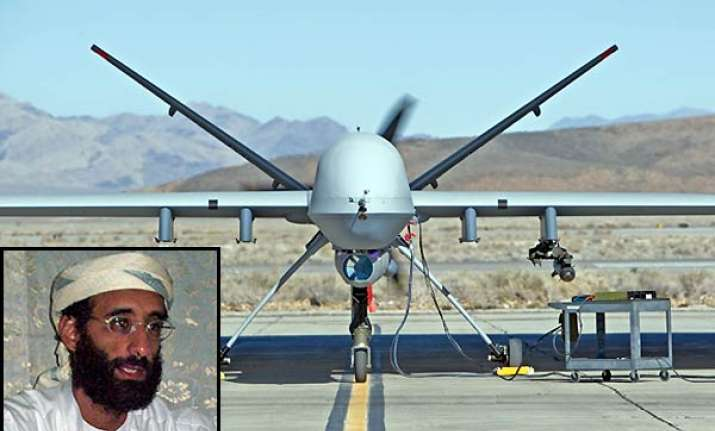 us drone carries out missile strike in yemen to kill awlaki