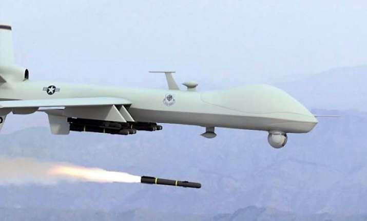 us drone strikes again six killed in north waziristan