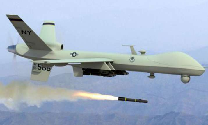 us drone strike kills 4 al qaida militants in yemen