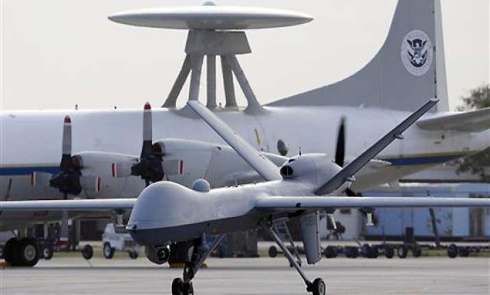 us drones break lull in pakistan 3 killed