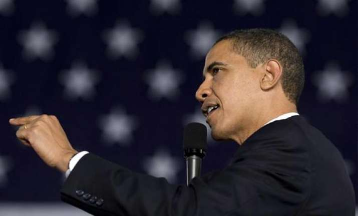 us economy moving in the right direction obama