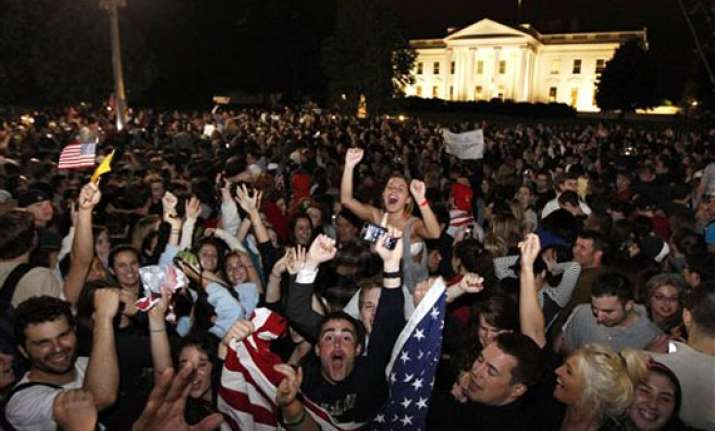 us erupts in jubilation as obama announces bin laden s death