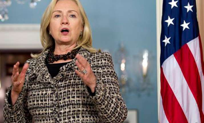 us frustrated with pak s dubious role in afghanistan clinton