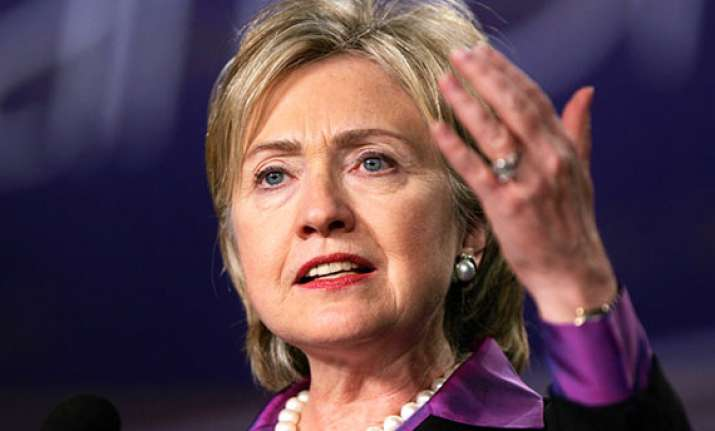 us has challenging but critical ties with pak says clinton