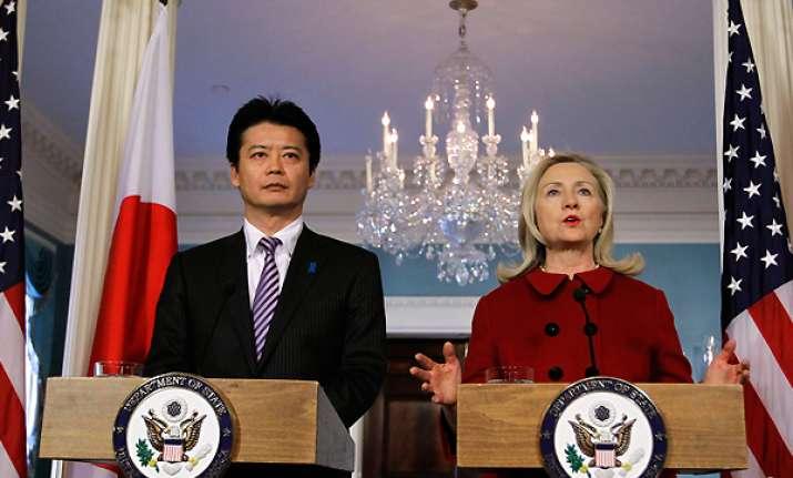 us japan for strategic partnership with india