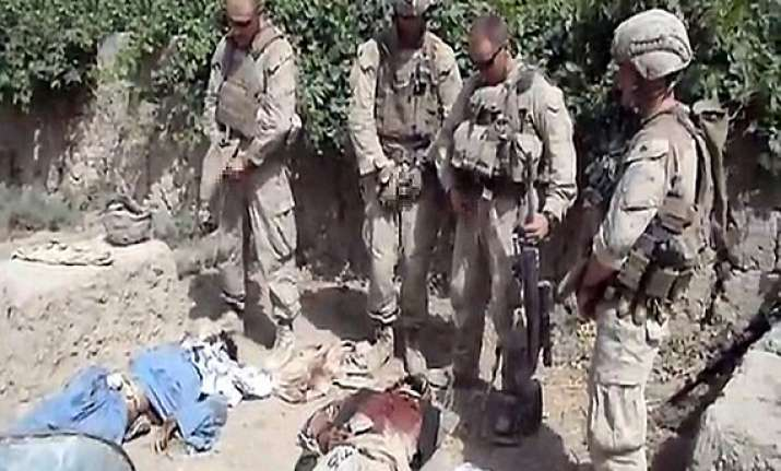 us marines guilty of urinating on taliban corpses identified