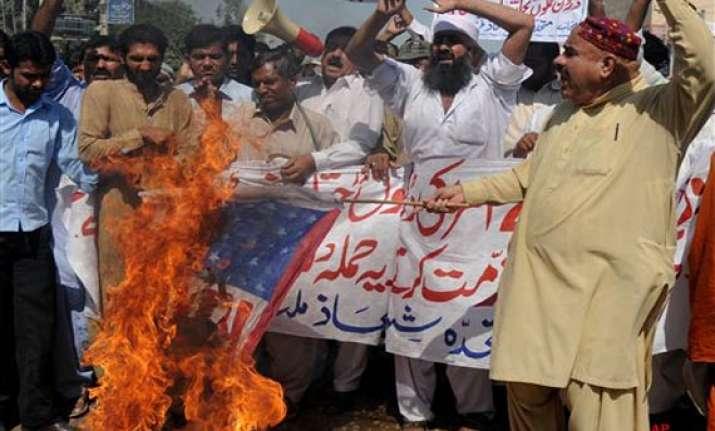 us drone strike kills five militants in pak tribal region