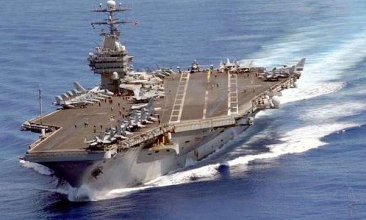 us navy ship that buried bin laden returns home