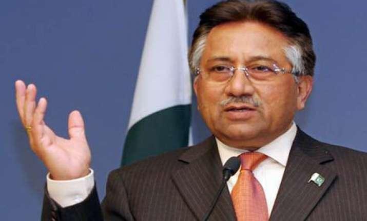 us pak trust deficit terrible says musharraf