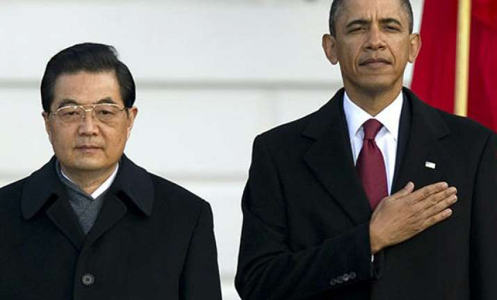 obama to meet hu jintao after blunt words on north korea