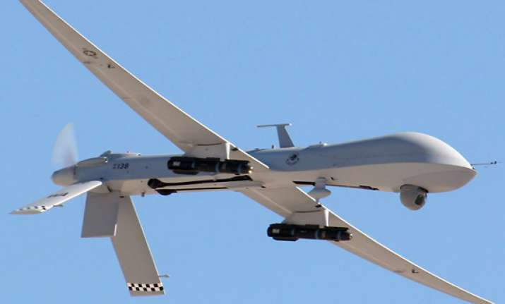 us puts drone strikes inside pak on hold report