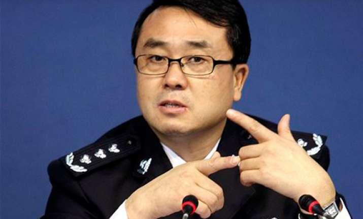 us says missing chinese top cop met us diplomats