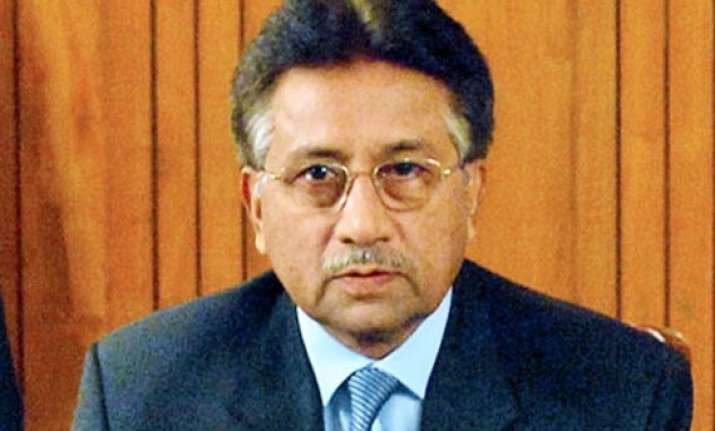 us should have kept pak in loop says musharraf