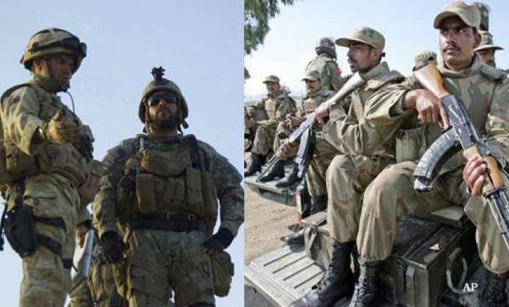 us special forces embedded with pak forces wikileaks