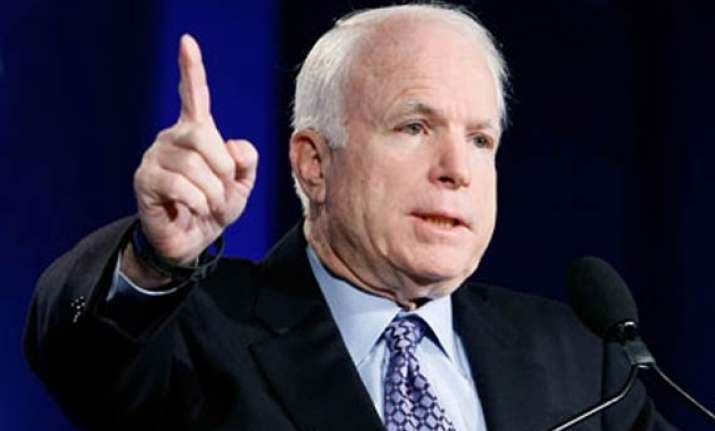 us angry at isi continued support to haqqani network mccain