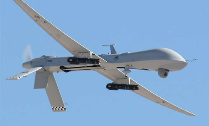 us drone strike kills 4 in pakistan says official