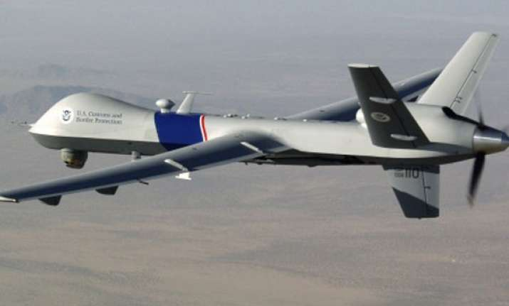 us drones kill 15 militants in pakistan
