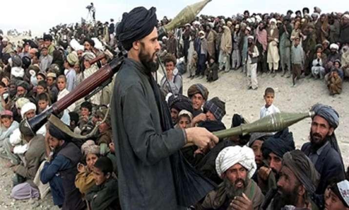 us officials taliban leaders meet in qatar for talks