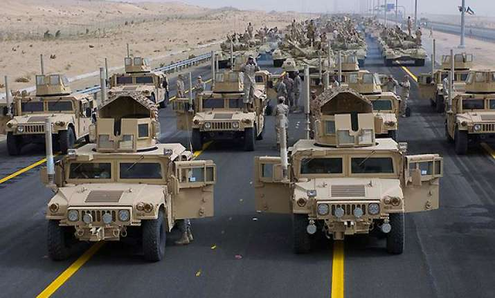 us plans significant military presence in kuwait