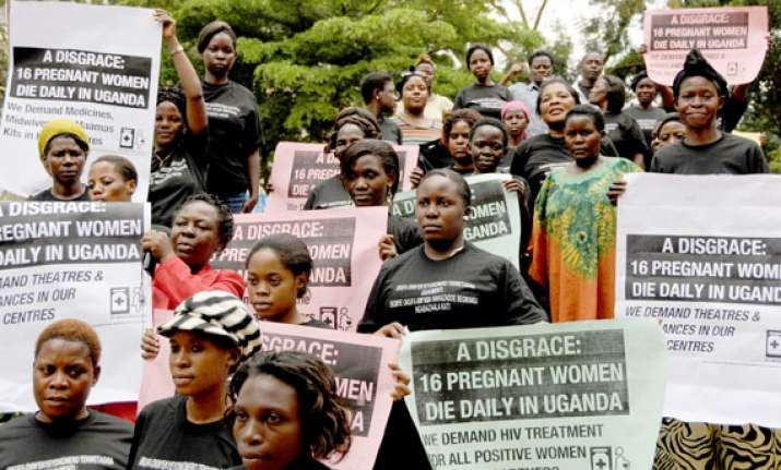ugandan women go to court over maternal mortality