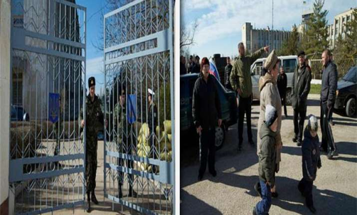 ukraine a divided town