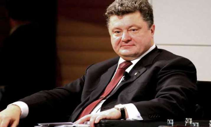 ukraine blames russia separatists for rejecting ceasefire