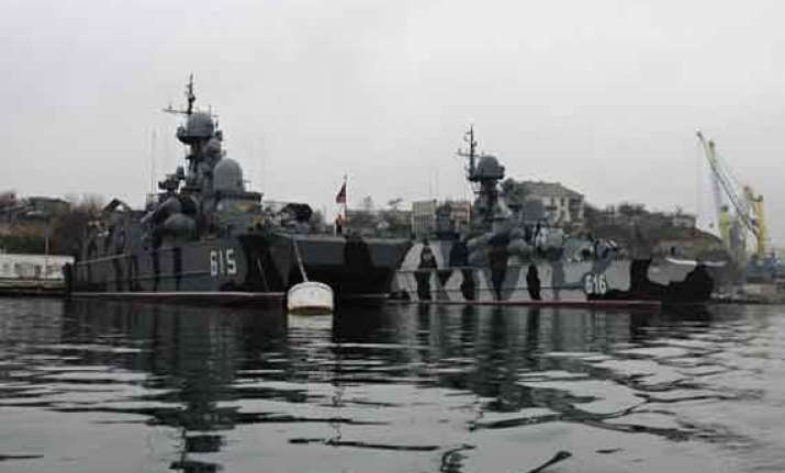 ukraine 3 killed after black sea base attack