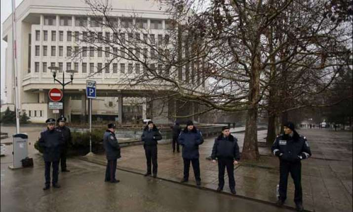 ukraine on alert after politician killed