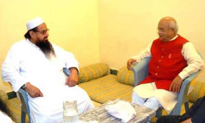 vaidik saeed meet causes ripples in india pakistani daily