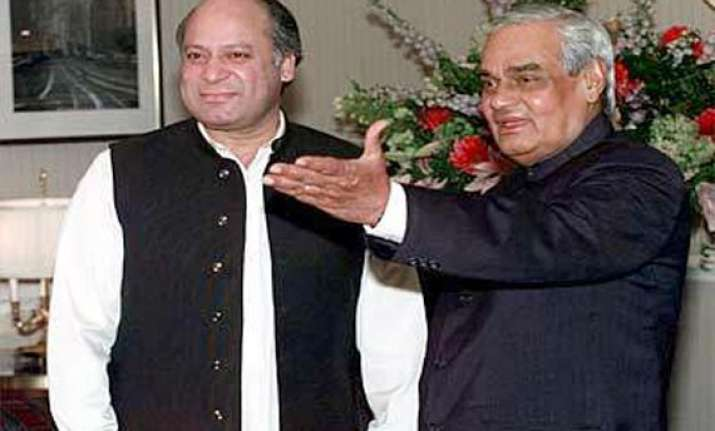 vajpayee sharif would have clinched lasting peace but for