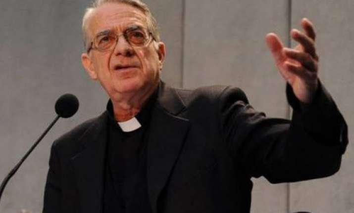 vatican having its own wikileaks style scandal