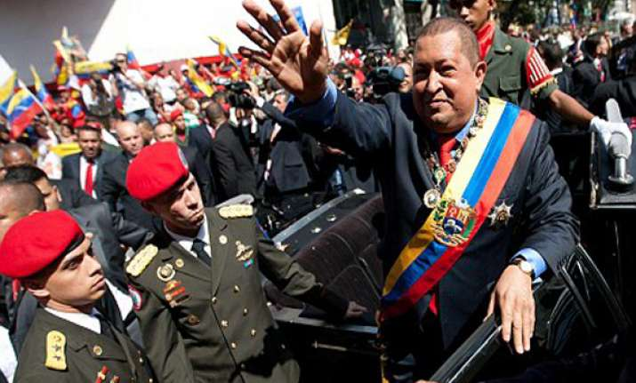 venezuelan president suffering from cancer has less than a