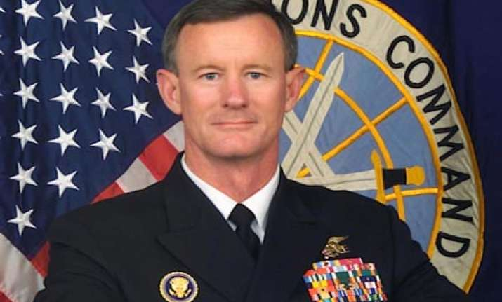 vice admiral mcraven masterminded raid on laden