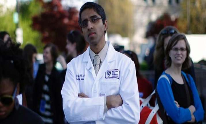 vivek murthy poised to become america s doctor