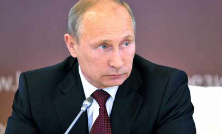 vladimir putin calls for not making hasty conclusions