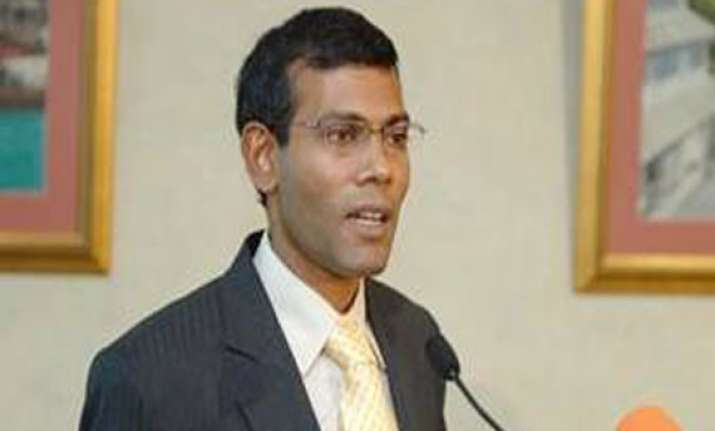 waheed must quit for holding fair polls nasheed
