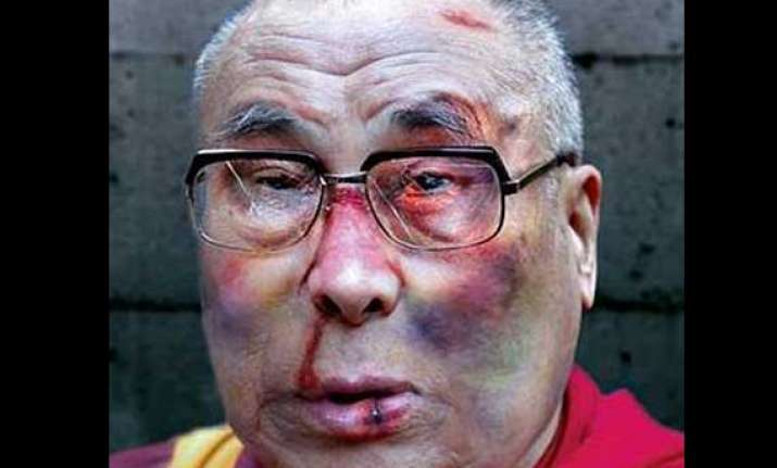 was the dalai lama subjected to physical torture by china