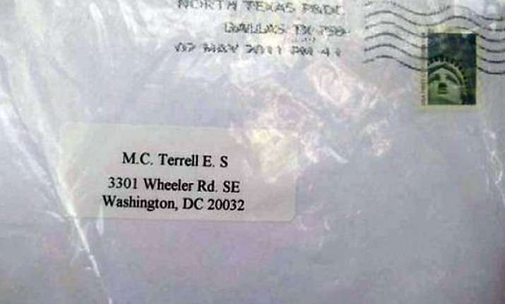 washington schools get 30 letters with powdery substance